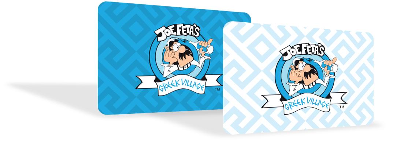Joe Feta's | Gift Cards